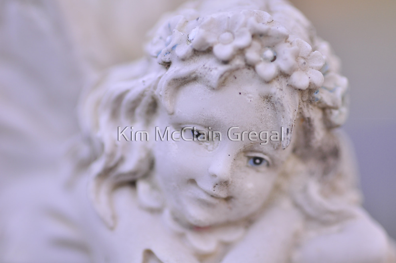 Fairy Face, As Is by Kim McClain Gregal