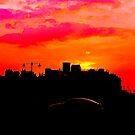 Sundown Drive-by by Lyndy