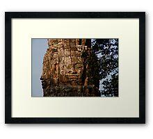 Buddha Everywhere Framed Print