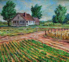 Family Farm by HDPotwin