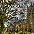 St Andrew&#x27;s Church,Aysgarth by VoluntaryRanger