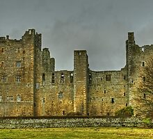Bolton Castle by VoluntaryRanger