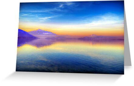 Sunrise for Stephanie by Luke Griffin