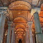 basilica cistern by dippa