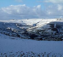 Edale Head by Paul  Green