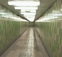 St Patrick Subway Station by Gary Chapple