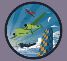 Retro Air Race Kids Clothes