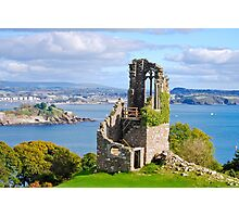 The Folly: Plymouth from Mount Edgcumbe Photographic Print