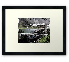 There May Be Trolls 8 Framed Print