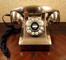 Wait for Dial Tone by kkmarais