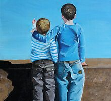 Brothers by Jessica  Holliday