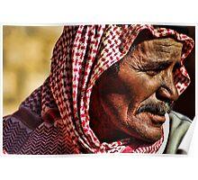 Bedouin elder Poster