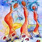 Tree Dancers by Robin Monroe