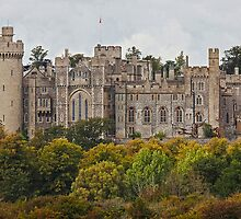 Arundel Castle by Gill Langridge