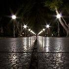 Hyde Park path by technokitty