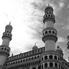 Charminar @ Hyderabad by alokojha