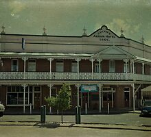Albion Hotel by garts