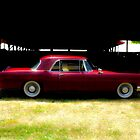 1956 Lincoln Continental  by ArtbyDigman