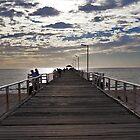 Henley Beach Jetty - South Australia by MuscularTeeth