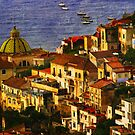 Italy, Re-loved by Cathy  Walker