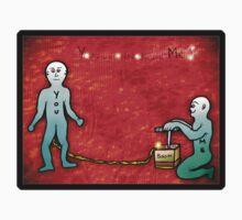 kaboom!!!! - sticker by vampvamp