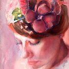 A Portrait A Day 49 - Emily by Yevgenia Watts
