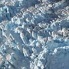landscapes #61, true blue  by stickelsimages
