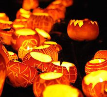 Turnip Lanterns in Zürich - 2  by StrangEnQuirkY