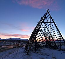 The rack by Frank Olsen