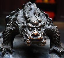 Gargoyle by Akshay  Van Rao