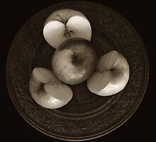 Apples by Cheryl L. Hrudka