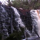 Low Flow at Dip Falls by Paul Campbell Psychology
