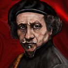THE CLASSICAL DIGITAL PORTRAIT! by razar1