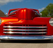 Ford Convertible by dlhedberg