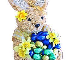 Happy Easter Bunny by missmoneypenny