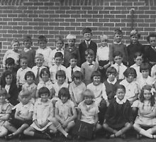 Dulwich Hill Primary, Sydney 1934 by Peter Bodiam