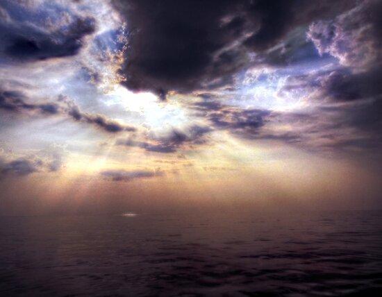 Heavens Gate  by Marcia Rubin
