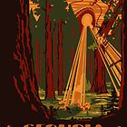 Sequoia National Park Poster by Leo Rolph
