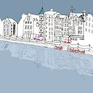 Leith Waterfront by Richard Butler