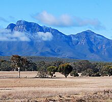 Bluff Knoll by Earthboundimage
