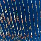 Prayer Flags - Tibet by John Hatt
