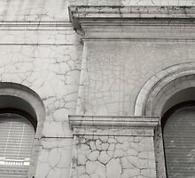 Untitled- Cracked Paint 1 by claire-virgona