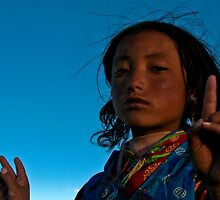 Peace at a Price - Tibet by John Hatt