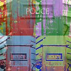 Police Post Two by Lisa Hafey