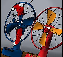Always A Sox Fan by Londons Times Cartoons by Rick  London