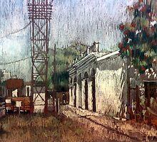 Estación de Flores - Buenos Aires by illapati