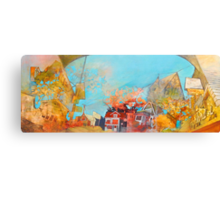 """""""54th and Vliet""""  Canvas Print"""
