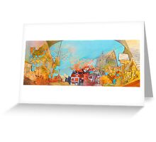 """""""54th and Vliet""""  Greeting Card"""