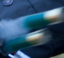 Cartridges fly by Nigel Kenny