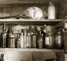 Ye Old Bottles by sarnia2